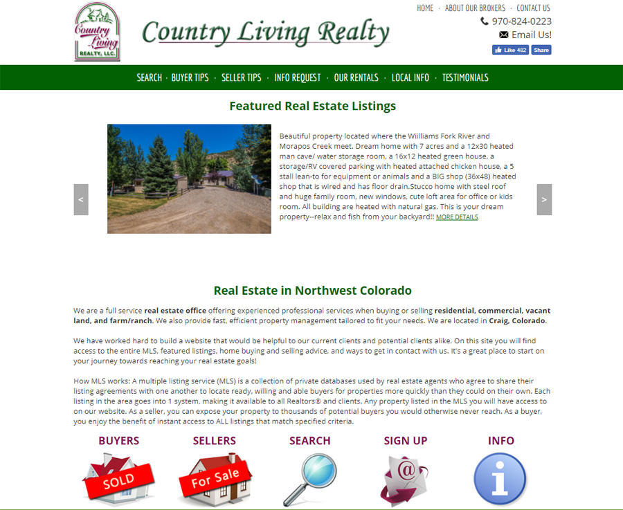 Country Living Realty